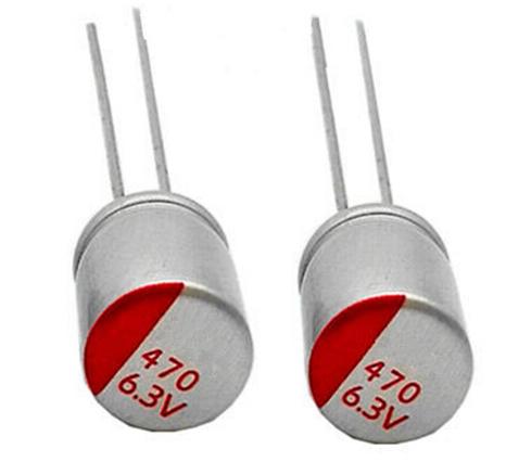 固态铝电解电容